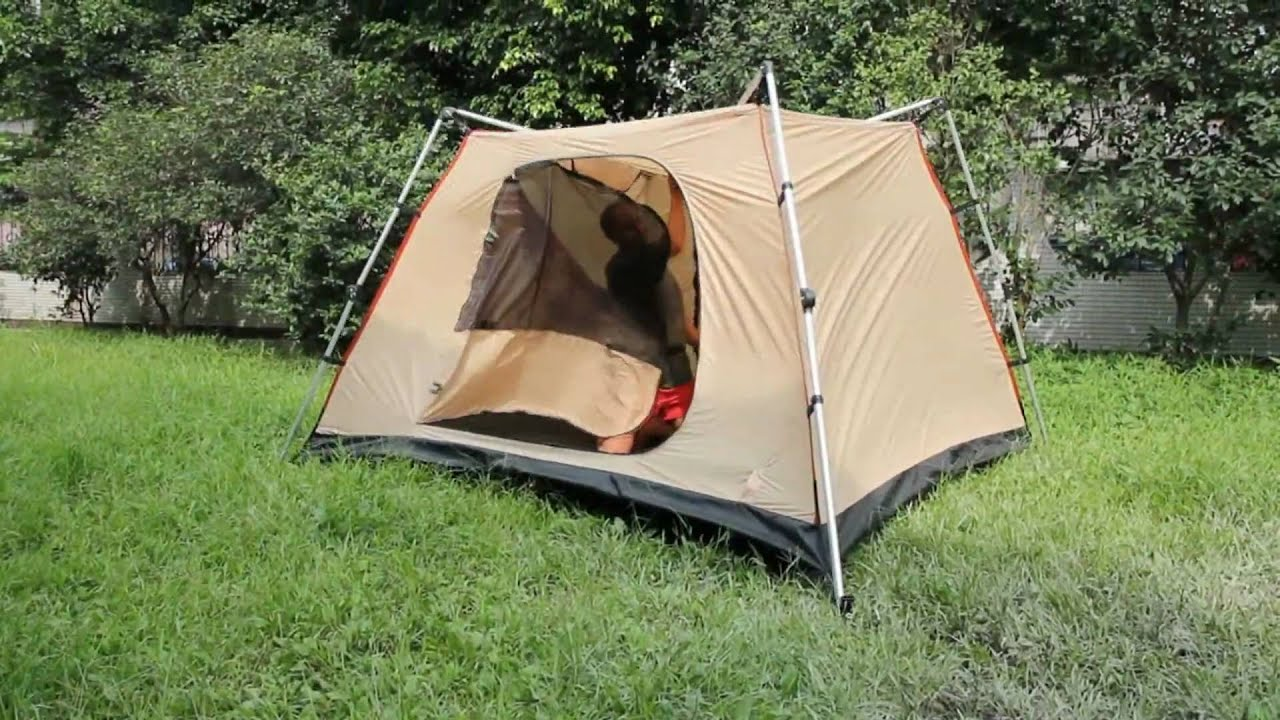 TURBO TENT FEATURE.wmv & TURBO TENT FEATURE.wmv - YouTube