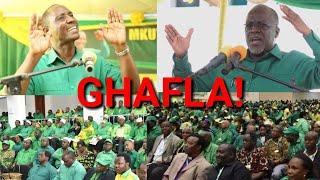 Habari Punde: DR.BASHIRU ALLY KUJIUZULU UKATIBU MKUU CCM!!