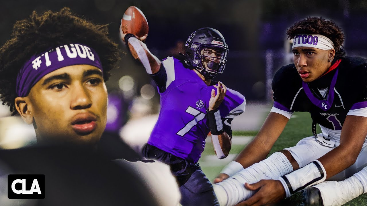 OHIO STATE QB COMMIT CJ STROUD | Senior Highlights ? | 2020 QB Rancho Cucamonga | CRAZY Senior Mix