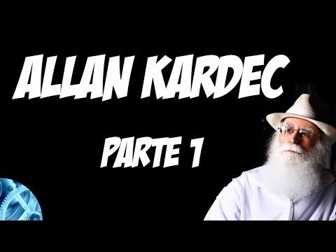 WALDO VIEIRA fala sobre ALLAN KARDEC - 2009 (parte 1 de 2)