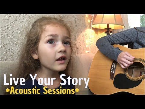 MACY MARIE ACOUSTIC SESSIONS -  'LIVE YOUR STORY' BY AULI'I CRAVALHO