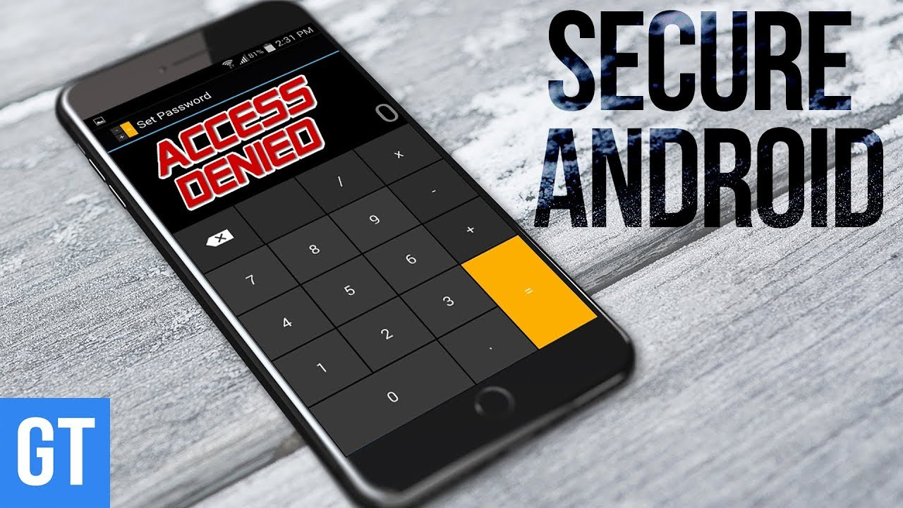 How to HIDE Secret Apps and Files in Calculator App on Android | Guiding  Tech