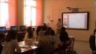 Открытый урок по информатике и ИКТ