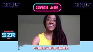 SOUNDZREEL INTERVIEW - HOOK GAWDESS