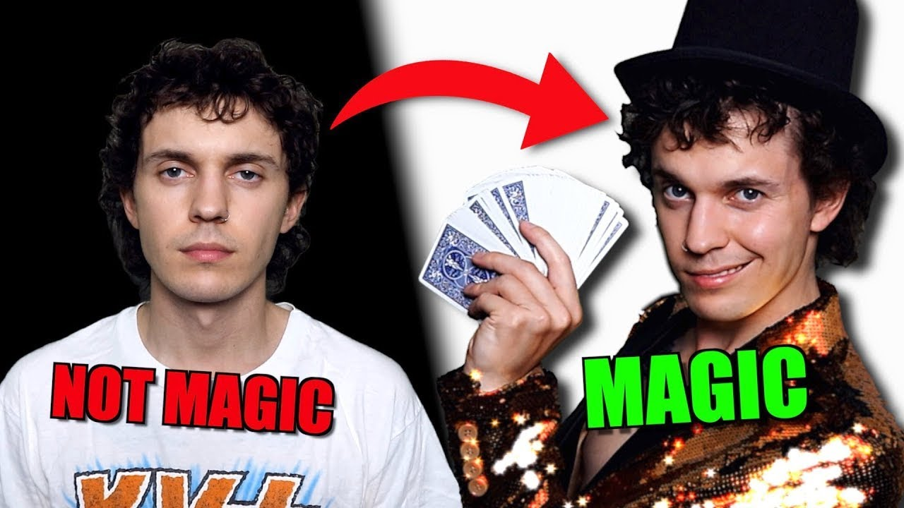 Fulfilling My Childhood Dream of Becoming a Magician