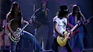 slash and zakk wylde guitar duelduet