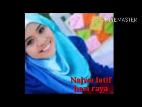 Najwa Latif Hari Raya