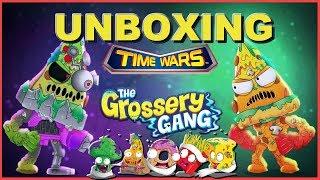 El Grossery Toma Serie 5 Tiempo Wars Elige Tu Diseño Figura # 5-001A #5-144