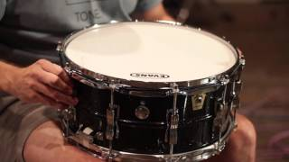 Basic Snare Tuning