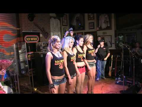 2012 Rock Girl Finals with 101 WRIF at Hard Rock Cafe Detroit