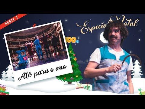 Pi100pé  Especial De Natal - Senhor Limpinho - Final