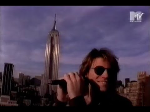 Bon Jovi - Good Guys Don't Always Wear White (Official Video HQ)