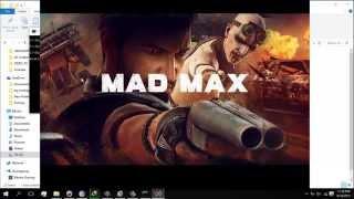 Mad Max crash at startup Fixed
