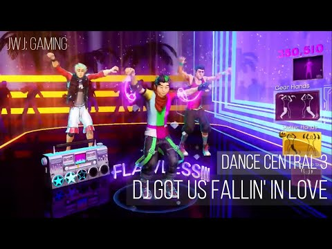 Dance Central 3  DJ Got Us Fallin In Love Hard 100% Gold Stars