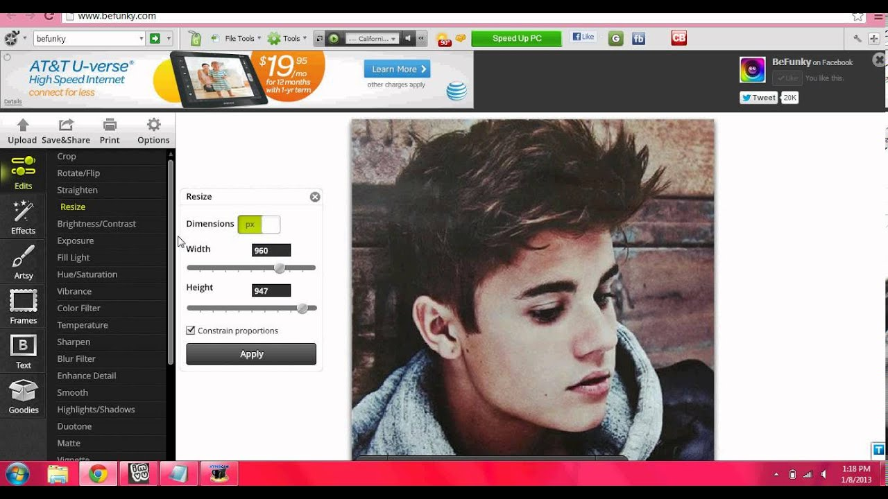 How to upload a picture to your imvu profile - YouTube