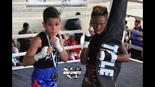 KINGSESSING BOXING SHOWCASE (11/4/17) Amateur Youth Boxing at it's Best!!