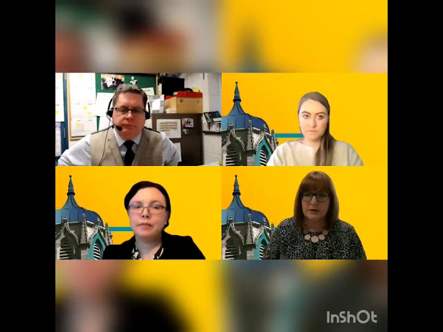 Recorded presentation for PG OPen Day—Shannon College