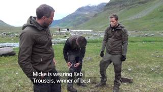 Trek Talk: Three great trekking trousers
