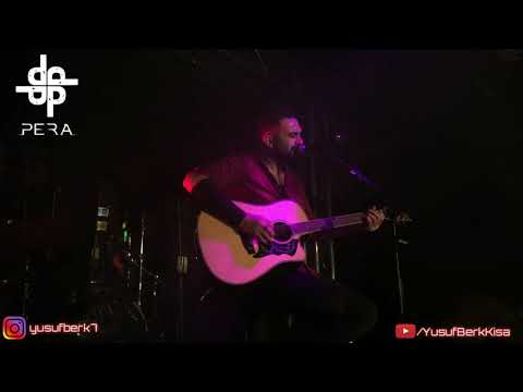 PERA (Gökhan Mandır) - Sevdiğim Kadın   Akustik & Live @6:45 KK Ankara 06.12.18