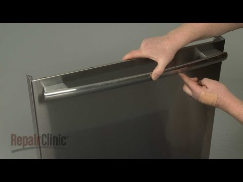 Door Handle - Frigidaire Dishwasher
