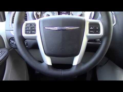 Chrysler Town and Country 2014 a prueba   Autocosmos
