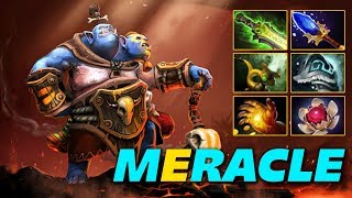MERACLE OGRE MAGI - HARDCORE CARRY - Dota 2 Pro Gameplay
