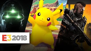 E3 2018: Every Leaked Video Game You're Not Supposed To Know About
