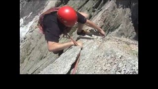 Capexpe Climbing Traversee des Ecandies 2003
