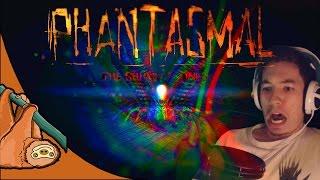 MIESE JUMPSCARES!   Phantasmal: A Roguelike Survival Horror Game