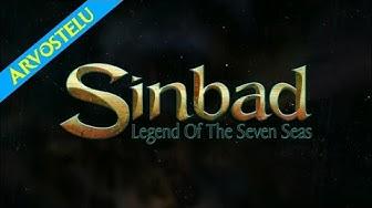 Sinbad - Seitsemän Meren Sankari - Elokuva Arvostelu
