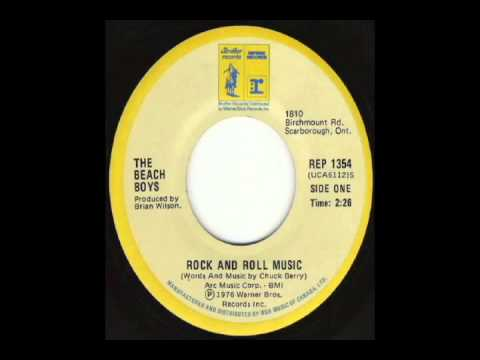 Beach Boys – Rock and Roll Music (1976)