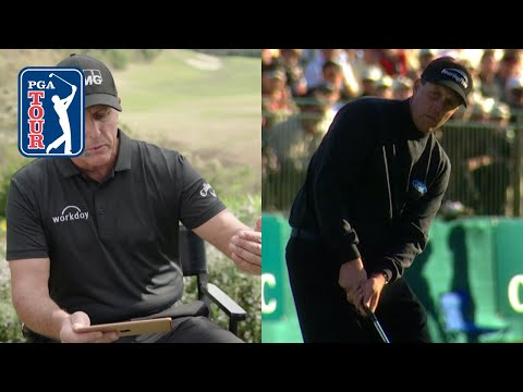 Phil Mickelson Breaks Down His Victory At The American Express 2004