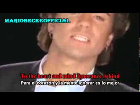 George Michael   Careless Whisper Lyrics + Subtitulado Al Español Video Official