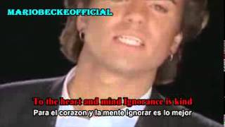 George Michael   Careless Whisper Lyrics + Subtitulado Al Español Video Official