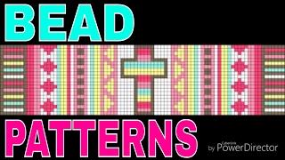 Bead loom patterns & favorite bracelets | Ashley Little Fawn