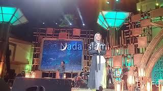 Nissa sabyan - alfa salam live masjid pusdai bandung