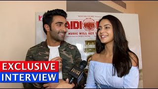 Ranbir Kapoor's Brother Aadar Jain And Anya Singh Fun Interview For Qaidi Band Exclusive