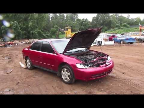Scrapped 2002 Honda Accord ( one owner)