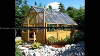 Free greenhouse plans wood