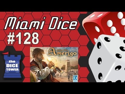 Miami Dice, Episode 128 - Amerigo