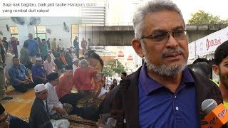 Khalid Samad claims it is nothing personal between him and Najib