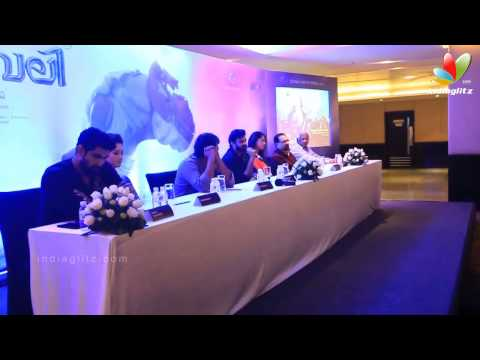 SS Rajamouli Clarifies About '300' Influence In 'Bahubali' | Kerala Press Meet