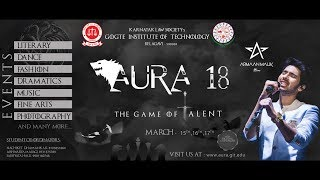 thegameoftalent To register log on to: www.aura.git.com.