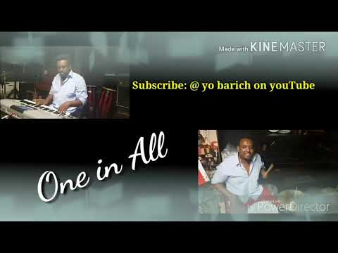 Ethiopian music yonaddis play and sing / one in all  ( tefera's  song