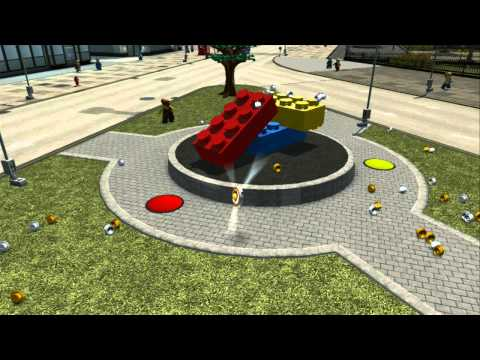 LEGO City Undercover Character Token Guide - All Character Token Locations - Police Characters