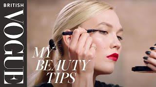 Karlie Kloss's Red Carpet Make-up Tutorial | British Vogue