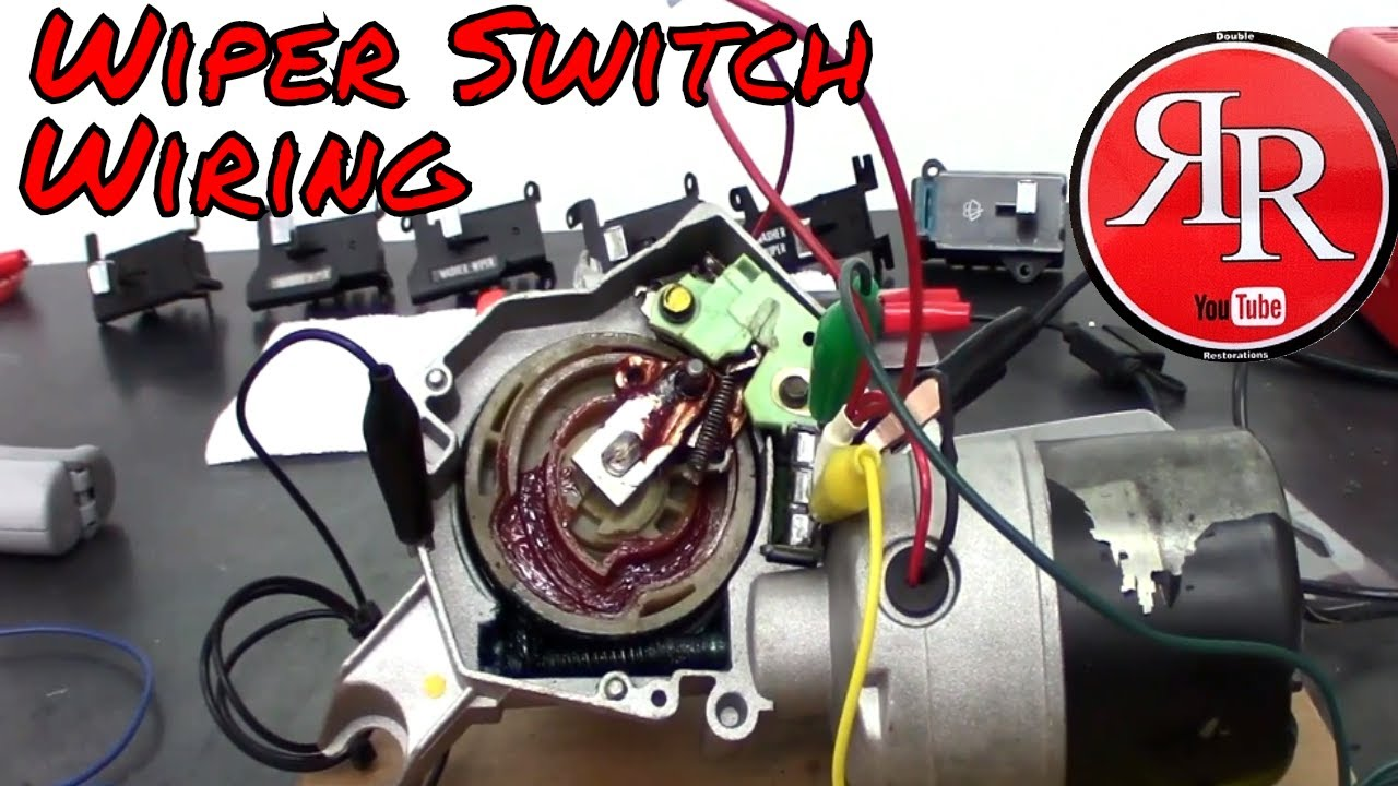 1970 81 camaro wiper switches and hidden wipers [ 1280 x 720 Pixel ]