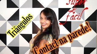 Papel Contact na Parede | Adesivo + 7 Idéias para decorar Ambientes :: Rebeca Salvador ::