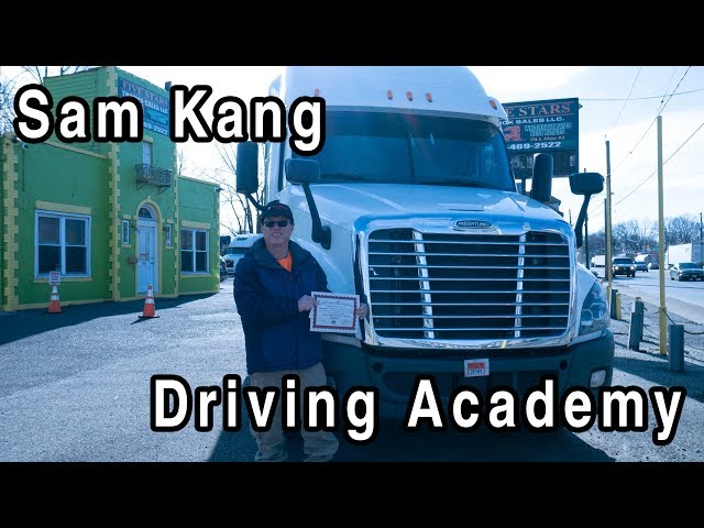 Sam Goes from Coast to Coast - Driving Academy Student Testimonial