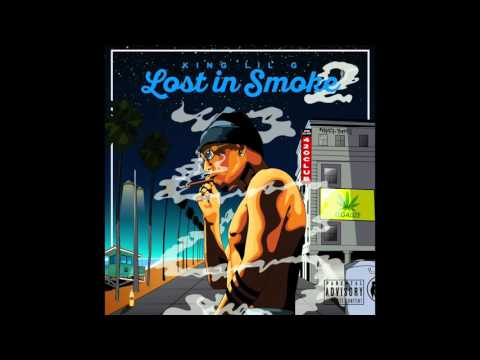 King Lil G  I Want That Old Thing Back ft Ba Bash & Malik Lost In Smoke 2 Album 2016